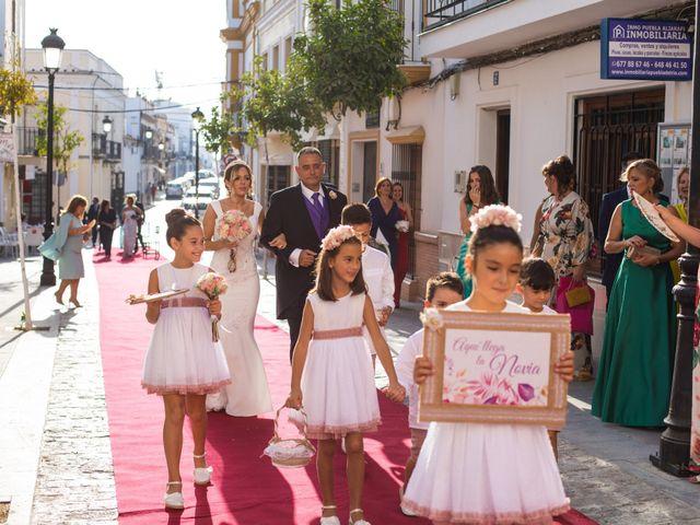 La boda de Fernando y Irene en La Puebla Del Rio, Sevilla 78