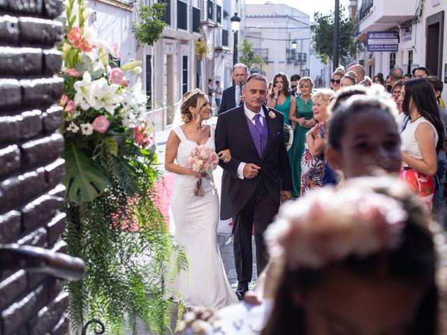 La boda de Fernando y Irene en La Puebla Del Rio, Sevilla 79