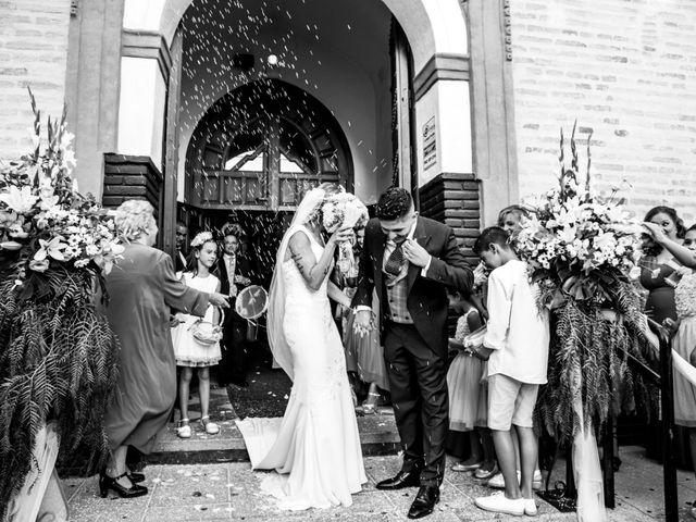 La boda de Fernando y Irene en La Puebla Del Rio, Sevilla 81