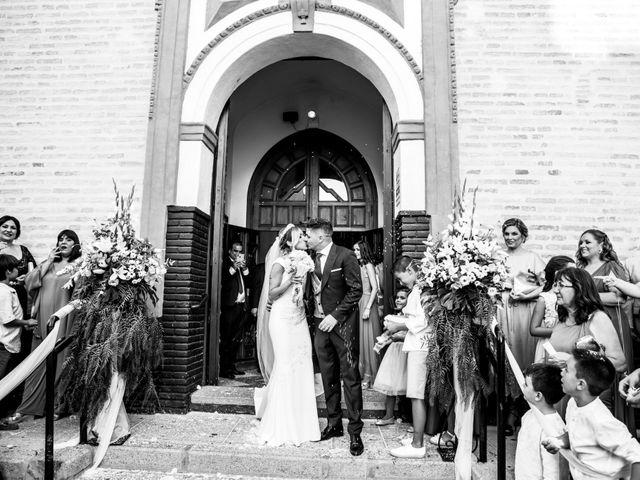 La boda de Fernando y Irene en La Puebla Del Rio, Sevilla 86