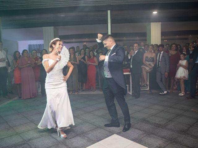 La boda de Fernando y Irene en La Puebla Del Rio, Sevilla 87