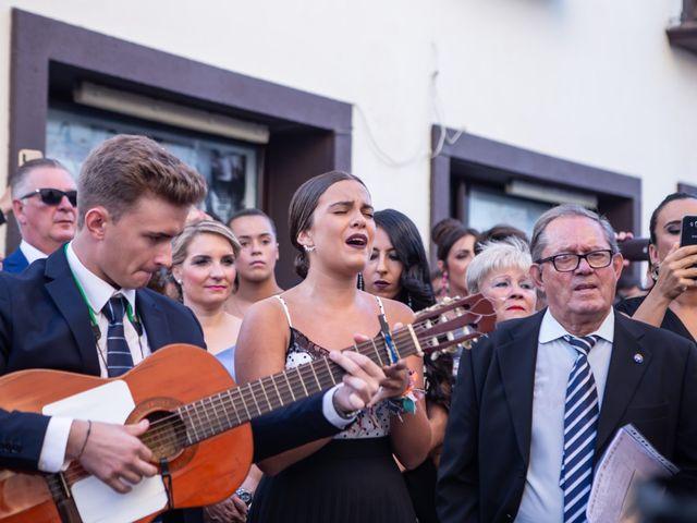 La boda de Fernando y Irene en La Puebla Del Rio, Sevilla 90