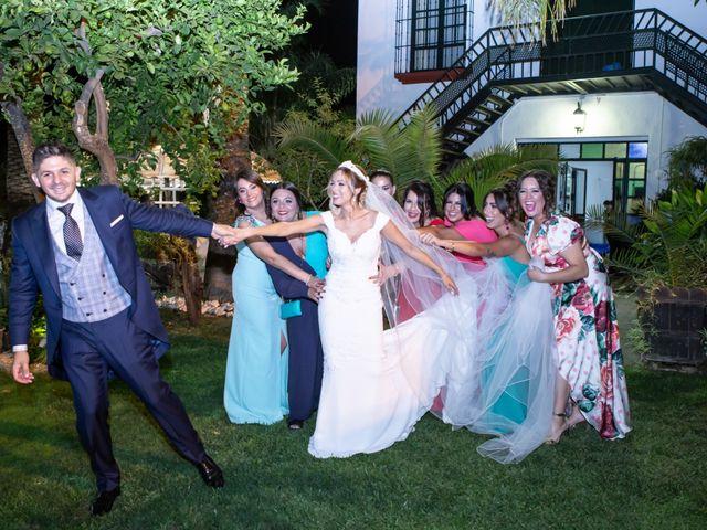 La boda de Fernando y Irene en La Puebla Del Rio, Sevilla 95