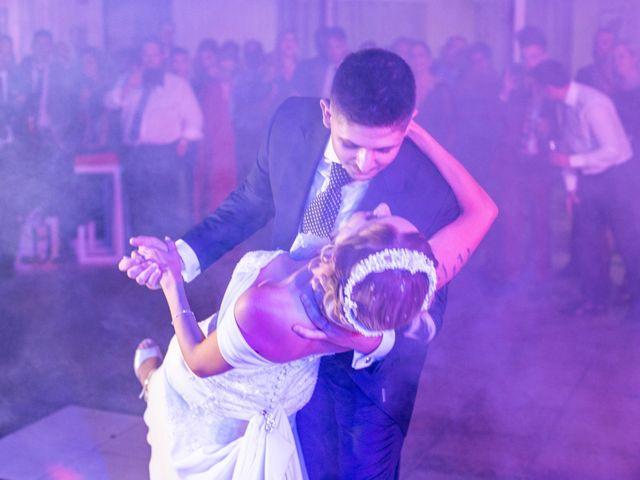 La boda de Fernando y Irene en La Puebla Del Rio, Sevilla 98