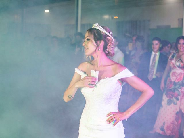 La boda de Fernando y Irene en La Puebla Del Rio, Sevilla 99
