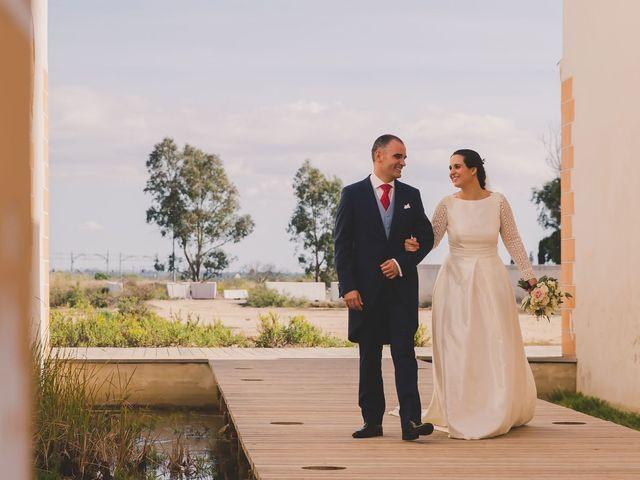 La boda de Berta y Rafa