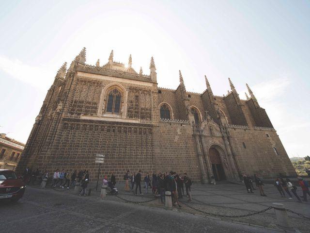 La boda de Alfonso y Laura en Toledo, Toledo 12
