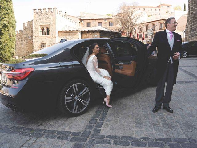La boda de Alfonso y Laura en Toledo, Toledo 14
