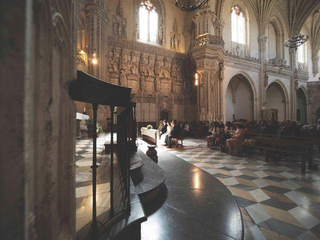 La boda de Alfonso y Laura en Toledo, Toledo 20