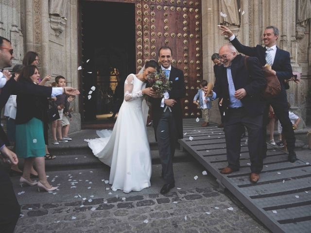 La boda de Alfonso y Laura en Toledo, Toledo 22
