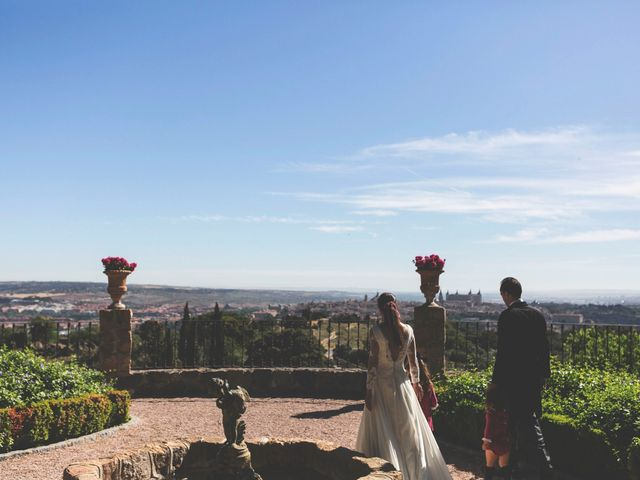 La boda de Alfonso y Laura en Toledo, Toledo 36