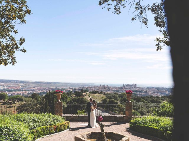 La boda de Alfonso y Laura en Toledo, Toledo 37