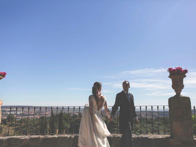 La boda de Alfonso y Laura en Toledo, Toledo 38