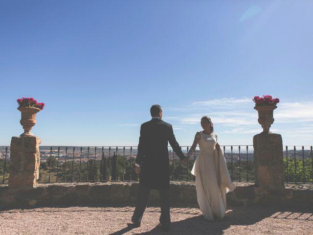 La boda de Alfonso y Laura en Toledo, Toledo 39