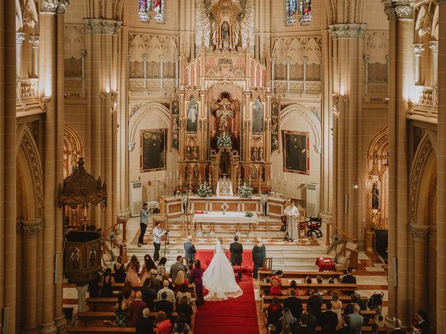La boda de Manuel  y Luci  en Málaga, Málaga 4