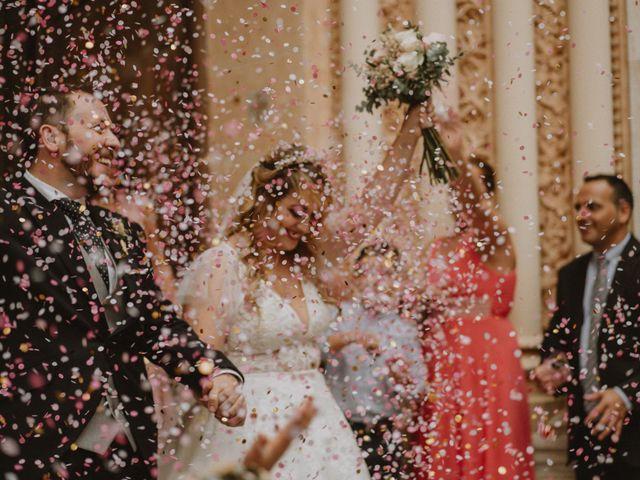 La boda de Manuel  y Luci  en Málaga, Málaga 9
