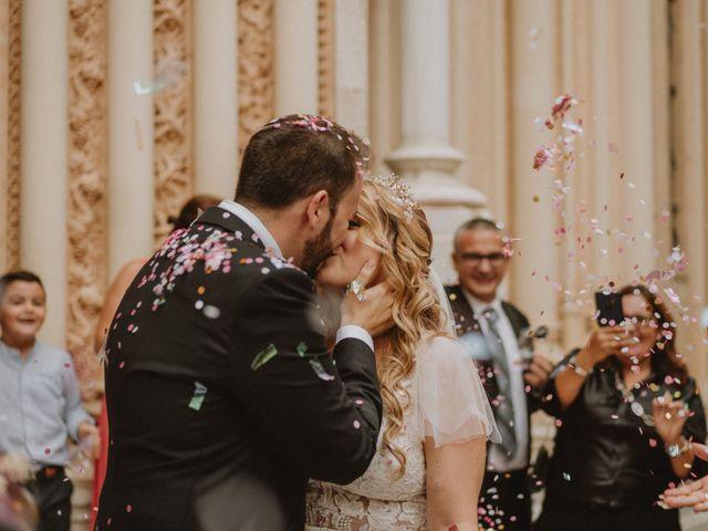 La boda de Manuel  y Luci  en Málaga, Málaga 10
