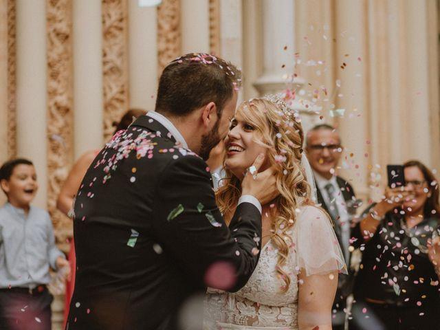 La boda de Manuel  y Luci  en Málaga, Málaga 11