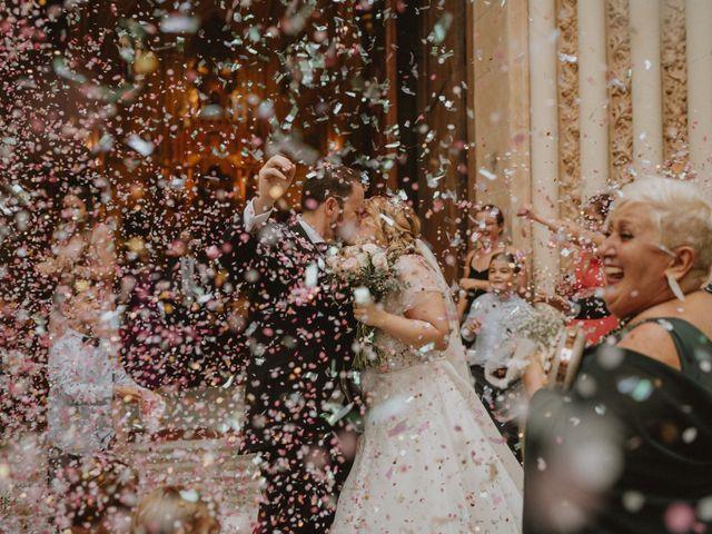 La boda de Manuel  y Luci  en Málaga, Málaga 14
