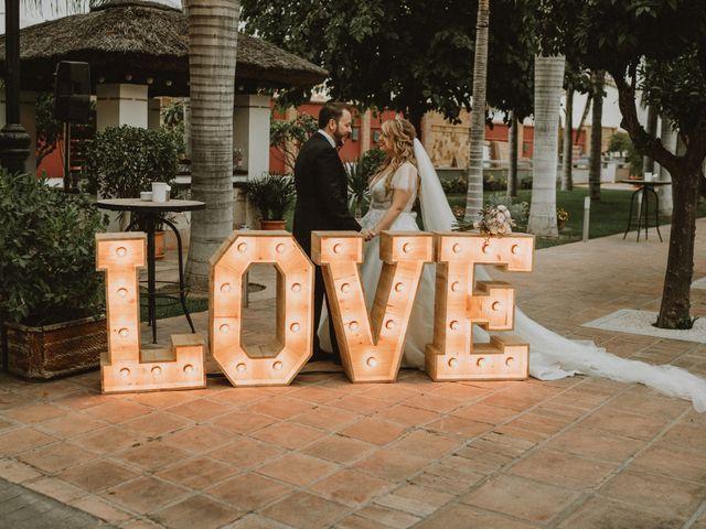 La boda de Manuel  y Luci  en Málaga, Málaga 18