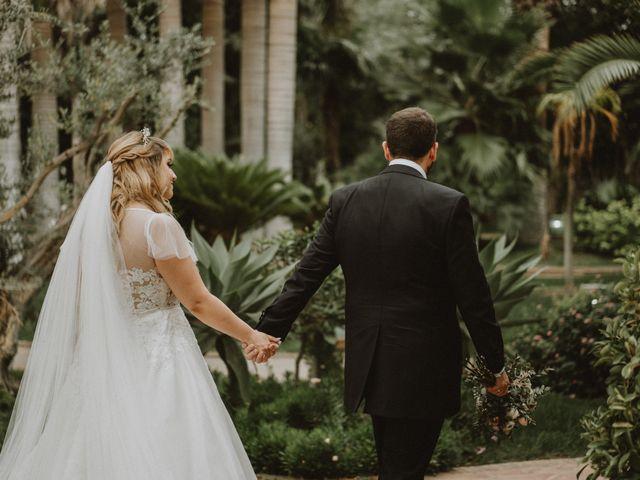 La boda de Manuel  y Luci  en Málaga, Málaga 19