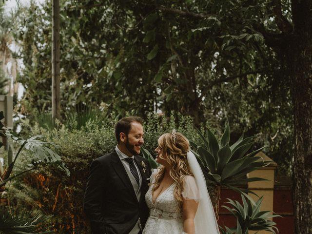 La boda de Manuel  y Luci  en Málaga, Málaga 20