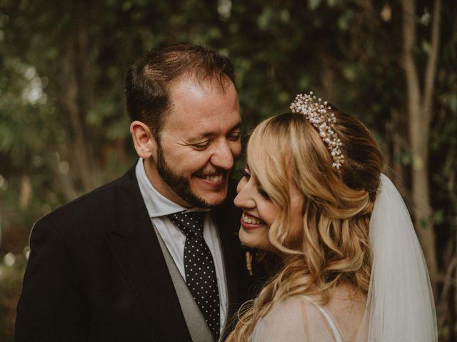 La boda de Manuel  y Luci  en Málaga, Málaga 1