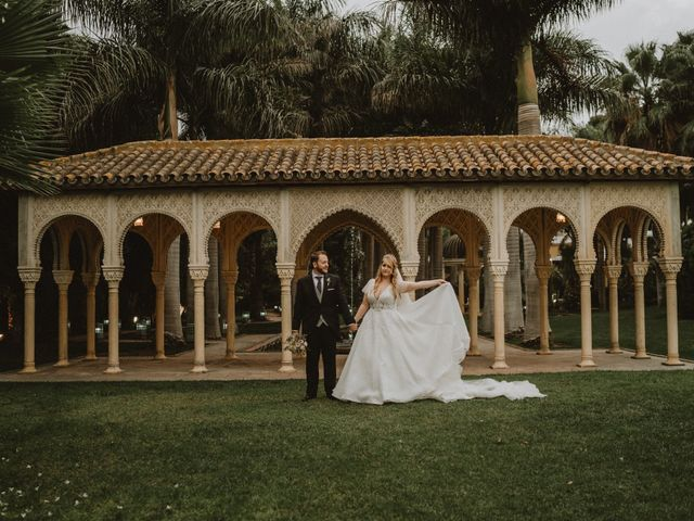La boda de Manuel  y Luci  en Málaga, Málaga 28