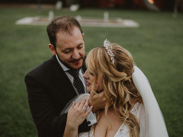 La boda de Luci  y Manuel
