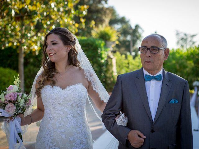 La boda de Gabriel y Sara en Vilanova Del Valles, Barcelona 19