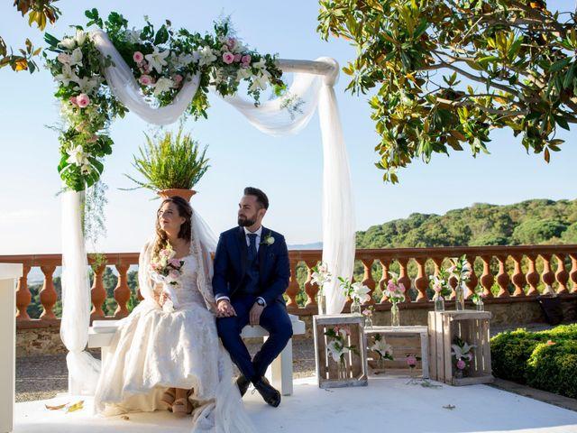 La boda de Gabriel y Sara en Vilanova Del Valles, Barcelona 22