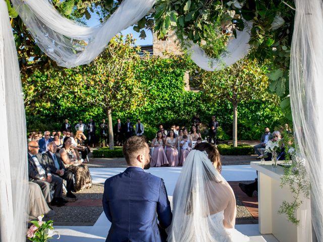 La boda de Gabriel y Sara en Vilanova Del Valles, Barcelona 23