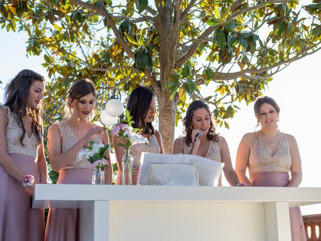 La boda de Gabriel y Sara en Vilanova Del Valles, Barcelona 25