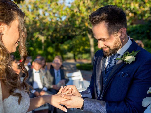 La boda de Gabriel y Sara en Vilanova Del Valles, Barcelona 30