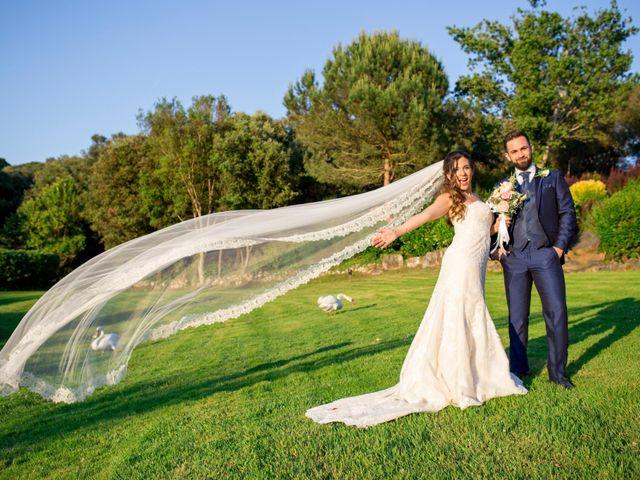 La boda de Gabriel y Sara en Vilanova Del Valles, Barcelona 38
