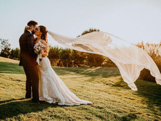 La boda de Sara y Gabriel