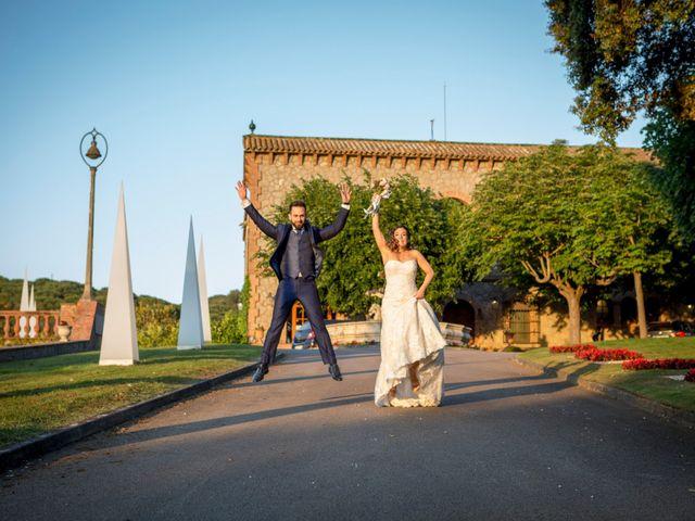 La boda de Gabriel y Sara en Vilanova Del Valles, Barcelona 45