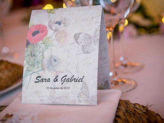 La boda de Gabriel y Sara en Vilanova Del Valles, Barcelona 54