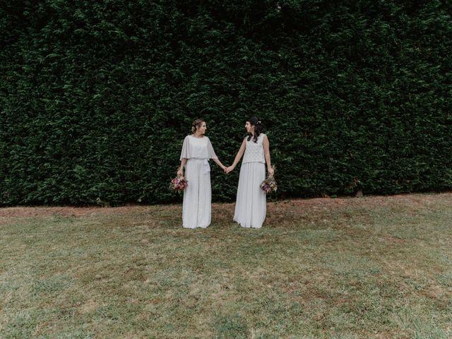 La boda de Lara y Tatia en Amandi, Asturias 1