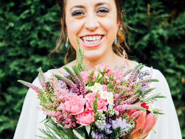 La boda de Lara y Tatia en Amandi, Asturias 17