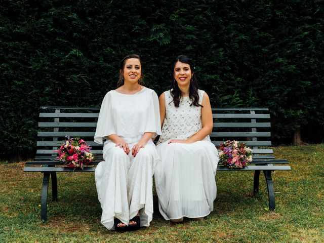 La boda de Lara y Tatia en Amandi, Asturias 19
