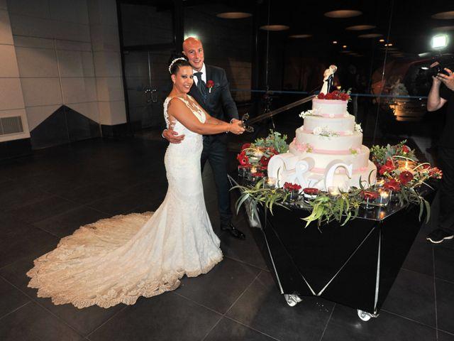 La boda de Claudia y German en Santa Coloma De Farners, Girona 1