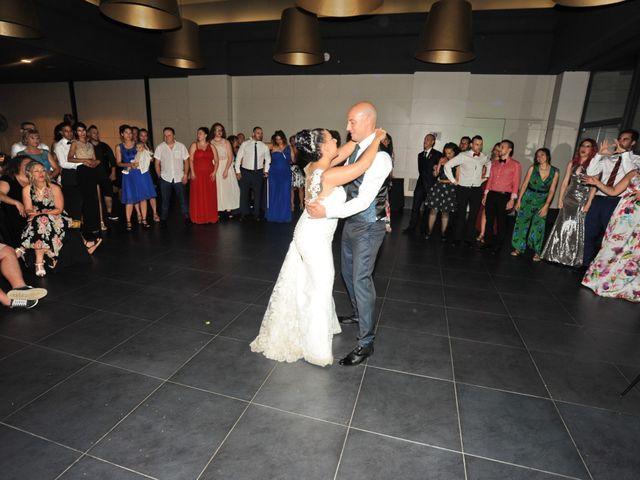 La boda de Claudia y German en Santa Coloma De Farners, Girona 3