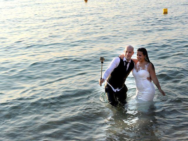 La boda de Claudia y German en Santa Coloma De Farners, Girona 57