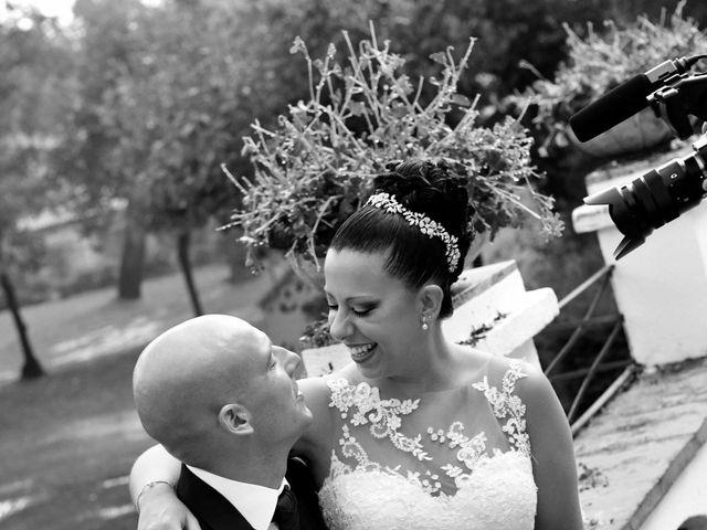 La boda de Claudia y German en Santa Coloma De Farners, Girona 32