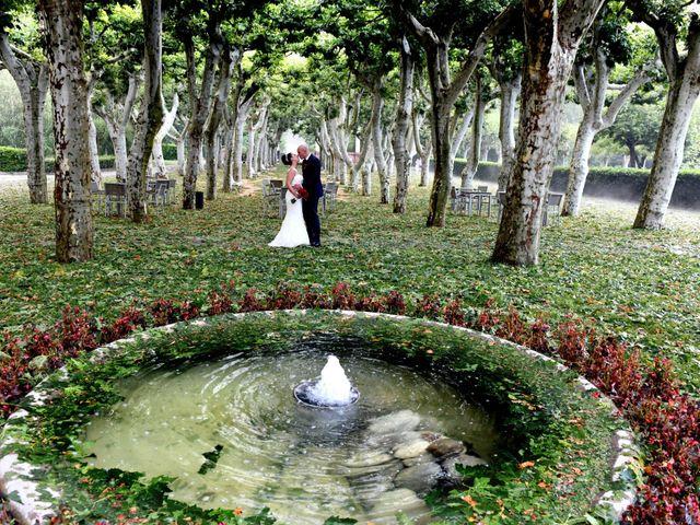 La boda de Claudia y German en Santa Coloma De Farners, Girona 33