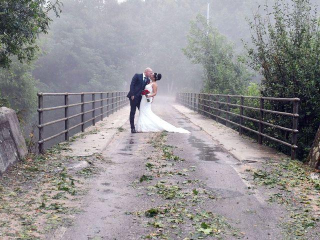 La boda de Claudia y German en Santa Coloma De Farners, Girona 36
