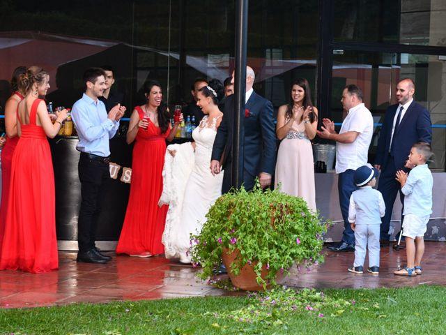La boda de Claudia y German en Santa Coloma De Farners, Girona 42