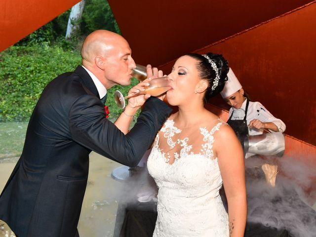 La boda de Claudia y German en Santa Coloma De Farners, Girona 43