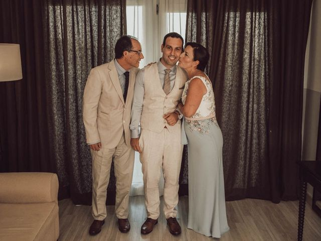 La boda de Daniel y Eva en Chiclana De La Frontera, Cádiz 37